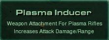 Plasma Inducer Name