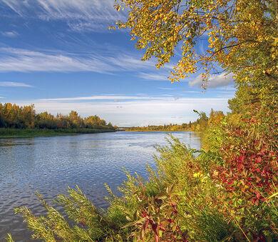 Red Deer River -EXPLORED-