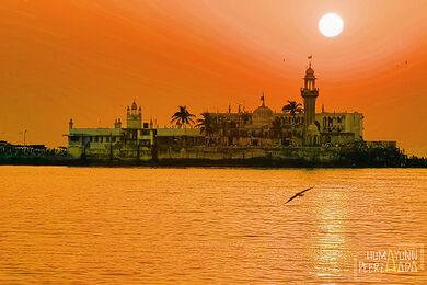 Haji-Ali Dargah, Mumbai - India
