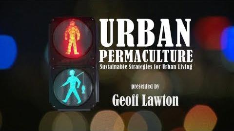 Urban Permaculture DVD Trailer