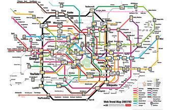 Otro mapa de web 2.0