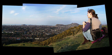 Alison's Edinburgh