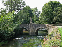 The bridge at Iford