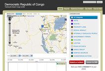 Ushahidi Deployed to the Congo (DRC)