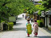 Geisha Girls in Kyoto