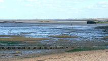 The Medway Estuary ,Gillingham,Kent
