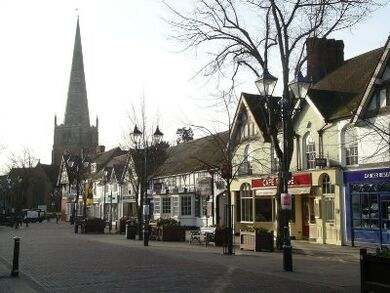 Solihull High Street1