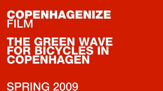 The Green Wave in Copenhagen