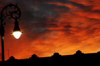 Sunset @ Ciudad de Mexico