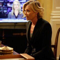 Elizabeth North tells Mellie to go to Springfield