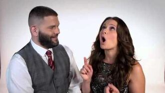TGIT with Guillermo Diaz & Katie Lowes, 2015