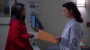 Scandal 7x11 Olivia Tells Mellie To Resign