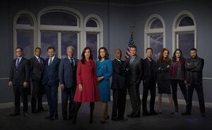Scandal Season 7 - Cast Promo 01