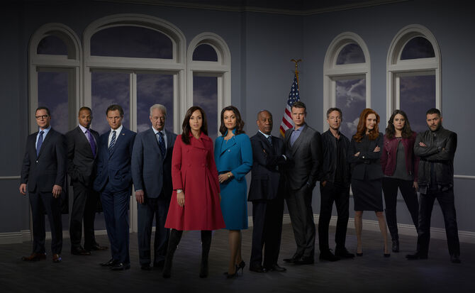 Scandal Season 7 - Cast Promo 01