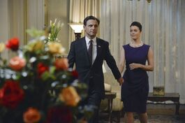 3x07 - Fitz and Mellie Grant