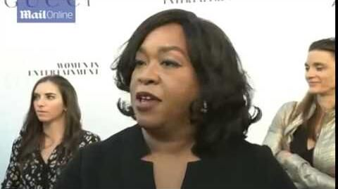 Shonda Rhimes talks about Hollywood..