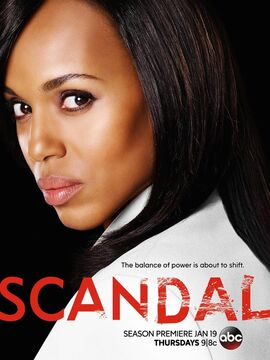Scandal Season  Poster