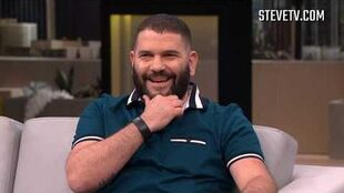 Guillermo Diaz Writes Huck's Scandal Ending