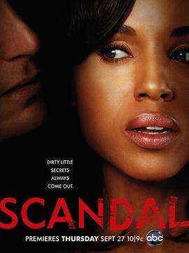 Scandal Season 2 Poster