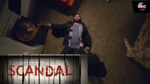 Huck Gets Shot - Scandal 6x07
