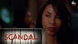 Mama Pope Is Back - Scandal 6x14 OMG Moment