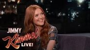 Darby Stanchfield on Meeting Famous Scandal Fans