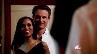 "Scandal 5x01 Olivia & Fitz ""Then take it off"""