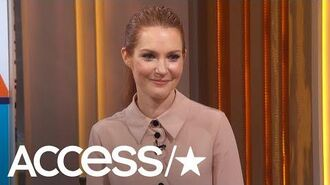'Scandal' Darby Stanchfield Dishes On The Finale – 'It's Really Juicy!' Access