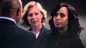 Olivia Handles It Pre-Debate - Scandal