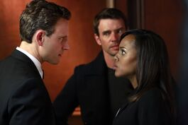 3x18 - Olivia Pope, Jake Ballard and Fitz Grant