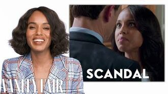 Kerry Washington Breaks Down Her Career, from Django Unchained to Scandal Vanity Fair