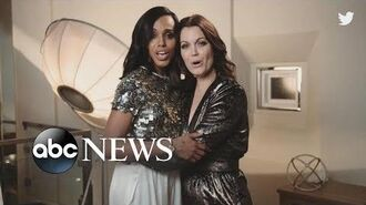 Celebrating the series finale of 'Scandal'