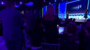 VIDEO Kerry Washington accepts the Vanguard Award at the GLAADawards
