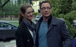 6x08 - David Rosen and Samantha Ruland