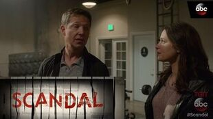 Quinn Interrupts Huck's Lesson - Scandal Sneak Peek