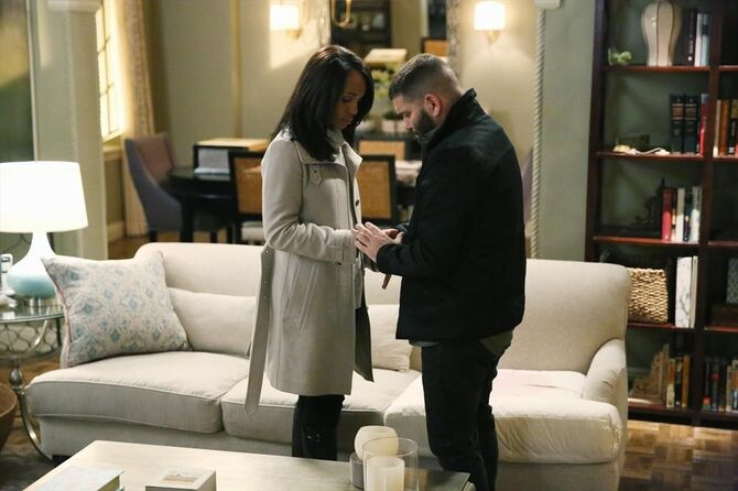 4x13 - Olivia Pope and Huck 02