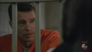 Olivia Meets Jake In Prison! - Scandal 7x18 'I Loved You, Never Be Sorry!'