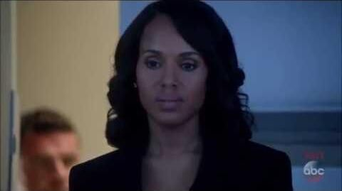 """You can't take Olivia Pope. Olivia Pope takes you"