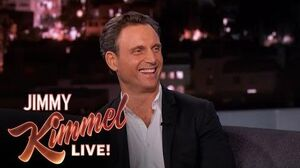 Tony Goldwyn on Scandal