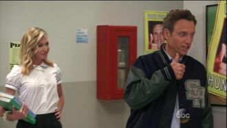 Hilarious Tony Goldwyn in Scandal High episode 3