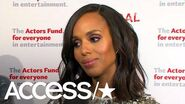 'Scandal' Kerry Washington Opens Up About Saying Goodbye To Olivia Pope access