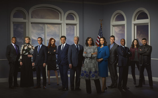 Scandal Season 6 - Cast Promo 01