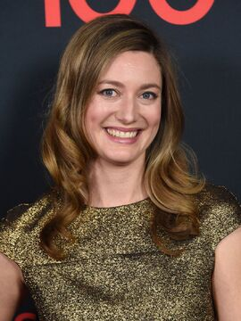 2017 Scandal 100th Episode Celebration - Zoe Perry 01