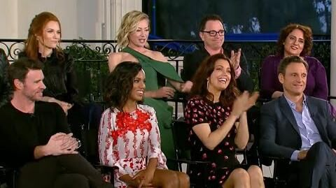 'Scandal' Cast Joins 'GMA' LIVE
