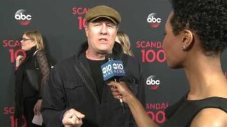 Gregg Henry and how Scandal surprised him