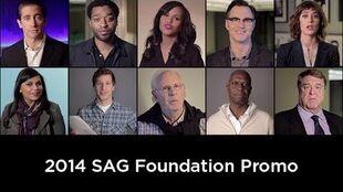 SAG Foundation 2014 Public Service Announcement