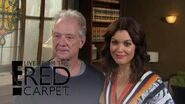 """""""Scandal"""" Stars Bellamy Young & Jeff Perry on New Administration E! Live from the Red Carpet"""