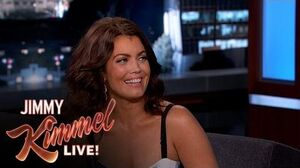Bellamy Young on Her Role in Scandal