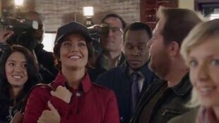 Mellie Takes The Gettysburger Test - Scandal