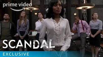 ABC Studios' Scandal on Prime Video